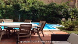 Villas For Rent In Maadi Maadi Degla #2680 -0
