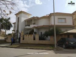 Villas For Rent In New Cairo 90 street -#2