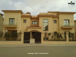 Villas For Rent In New Cairo Katameya Dunes #3367 -0