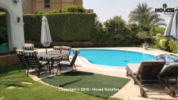 Villas For Rent In Katameya katameya Heights #3578 -0