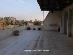 Penthouses For Rent In Maadi Maadi Sarayat #3669 -0