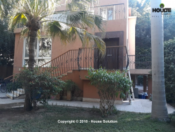 Villas For Rent In Maadi Maadi Degla #3727 -0