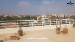 Penthouses For Rent In Maadi Maadi Sarayat #3728 -0