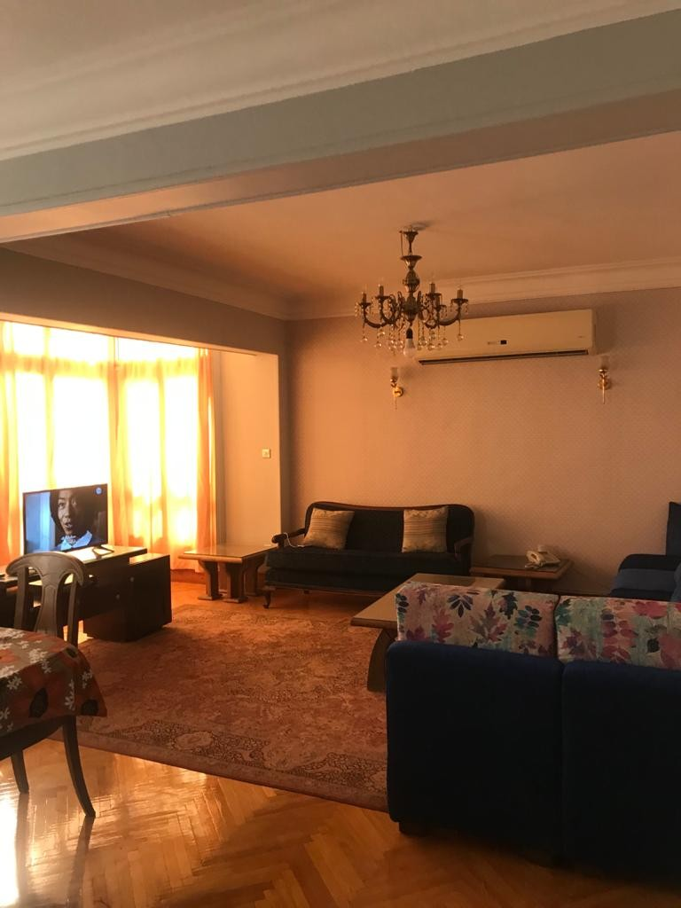 Comfy Furnished Apartment For Rent In Degla El Maadi - 4869 Featured Image