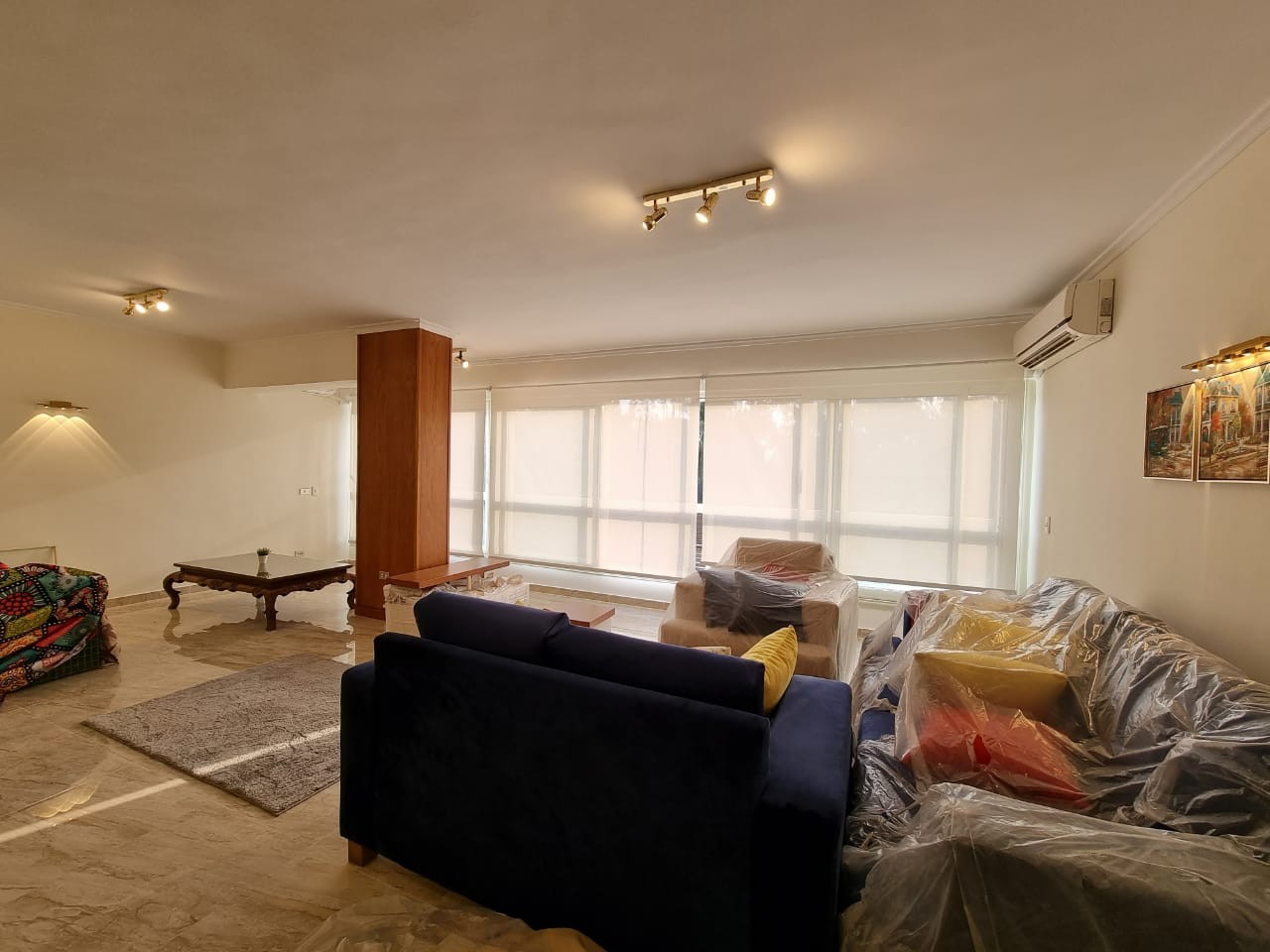 Cozy Modern Furnished Studio Apartment For Rent Located In Sarayat El Maadi - 4882 Featured Image