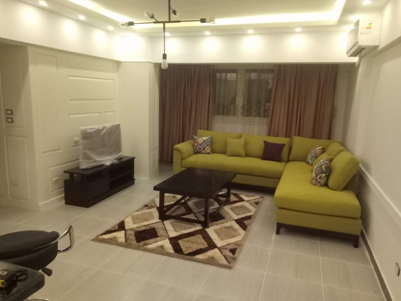Fully Furnished Apartment For Rent In The Prime Location Of Degla - 4915 Featured Image