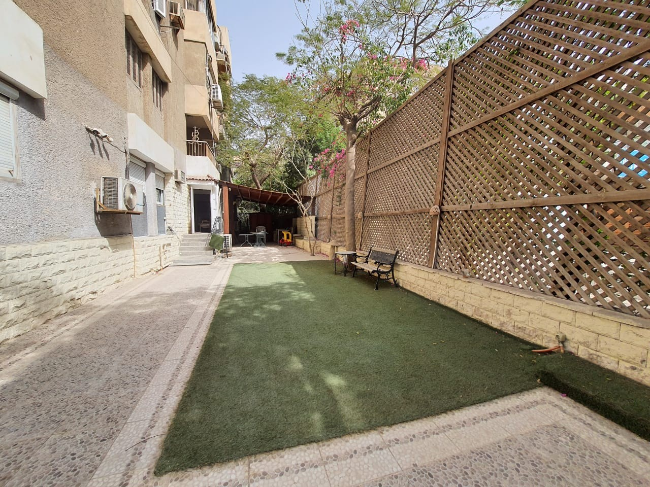 Ground Floor Semi Furnished Office Space For Rent In Degla El Maadi Cairo - 4899 Featured Image