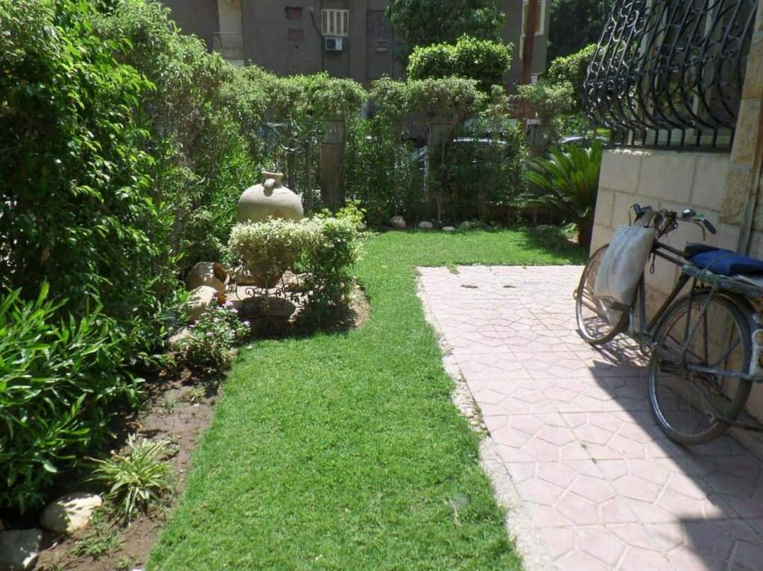 Modern Ground Floor With Garden For Rent In Al Maadi Degla Cairo Egypt - 4747 Featured Image