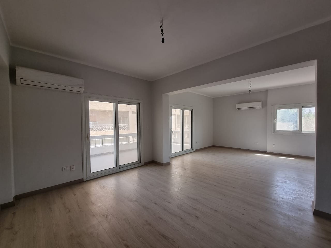 Semi-Furnished Apartment For Rent In Prime Location Of Sarayat El Maadi - 4874 Featured Image