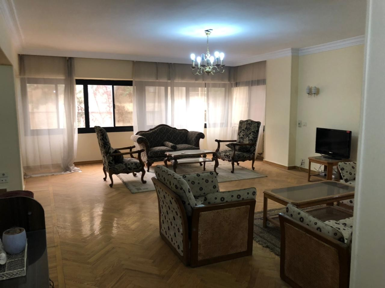 Spacious Furnished Apartment For Sale In Maadi Degla - 4872 Featured Image