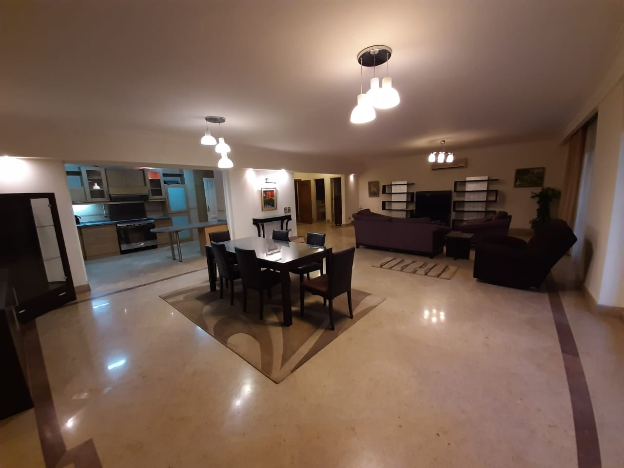 Spacious Modern Apartment For Rent In Al Maadi Degla - 4757 Featured Image