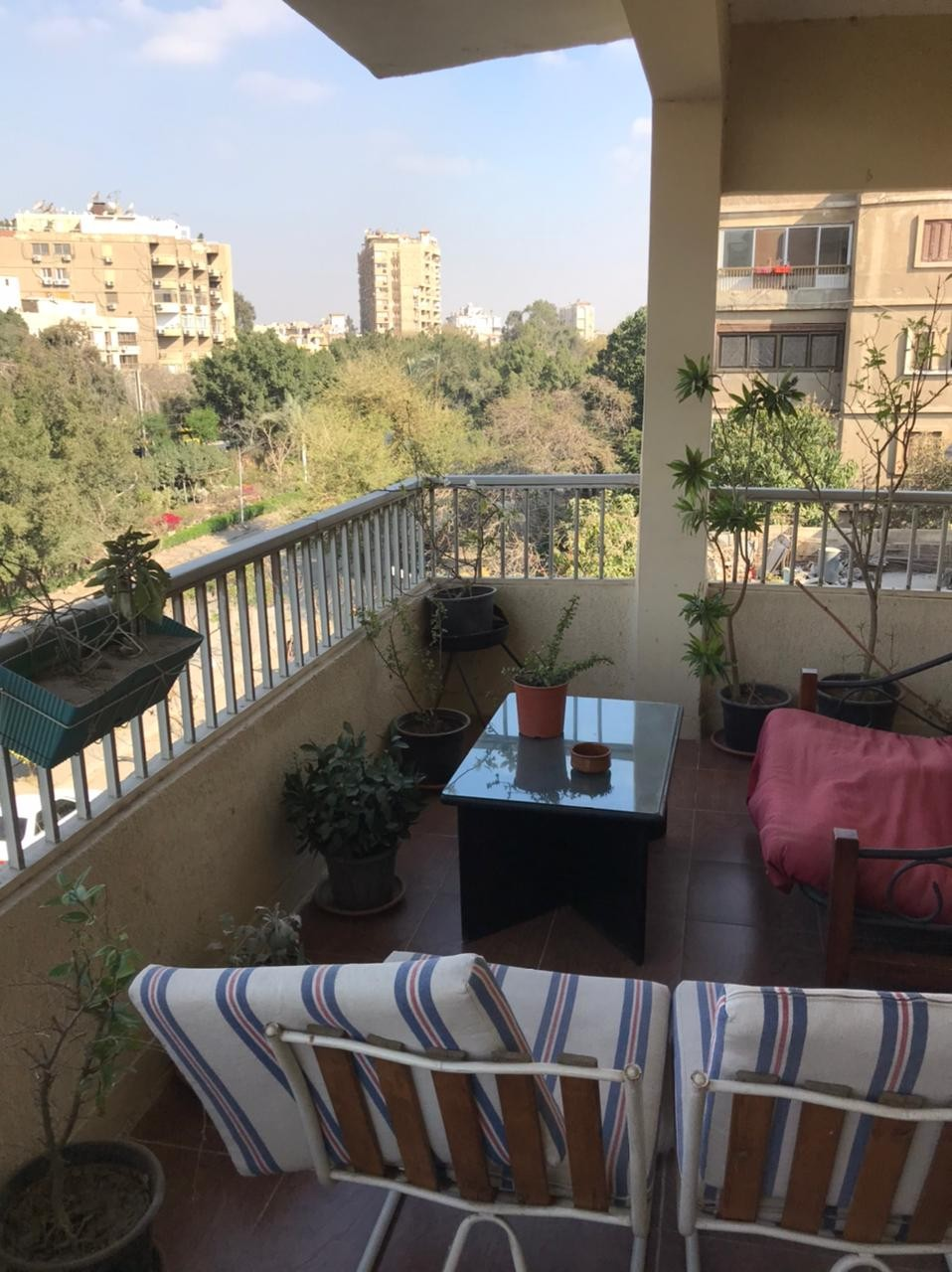 Spaciously Furnished Apartment For Rent In The Prime Location Of Degla El Maadi - 4918 Featured Image