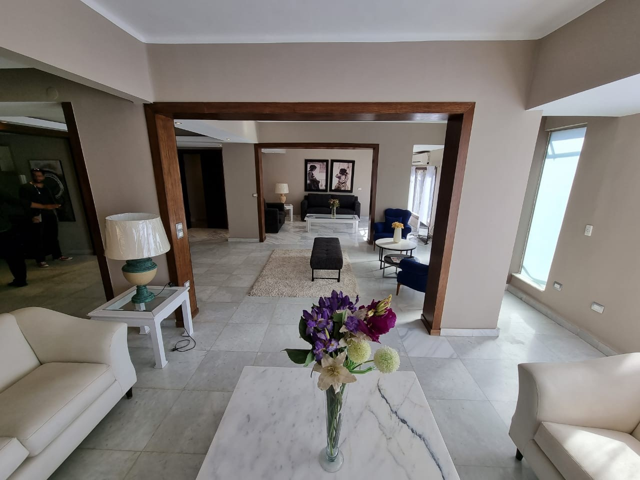 Spectacular Furnished Apartment For Rent In The Prime Location Of Degla El Maadi - 4892 Featured Image