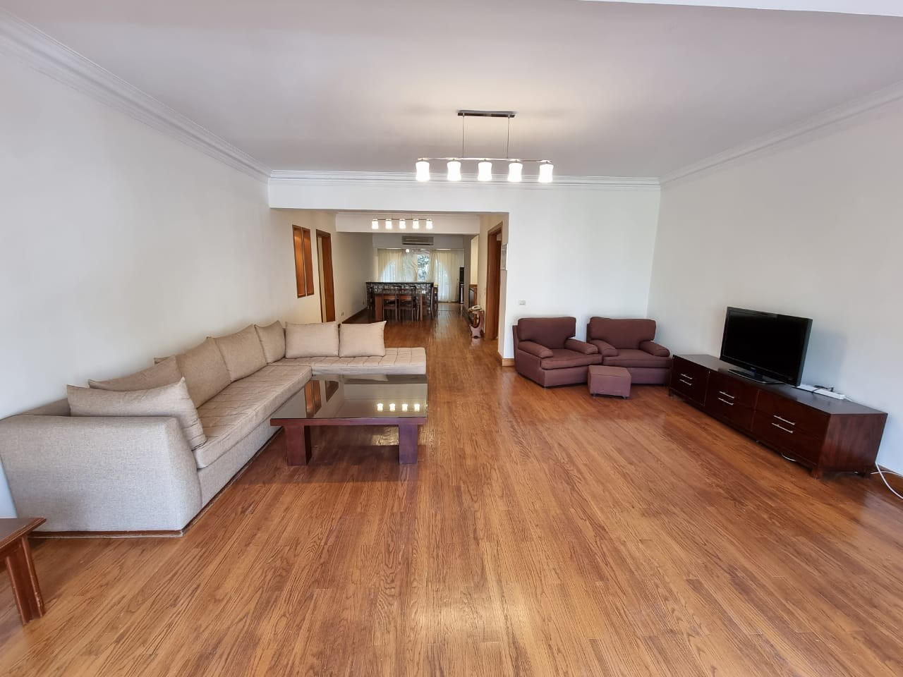 Tremendous Modern Furnished Apartment For Rent In Sarayat El Maadi - 4870 Featured Image