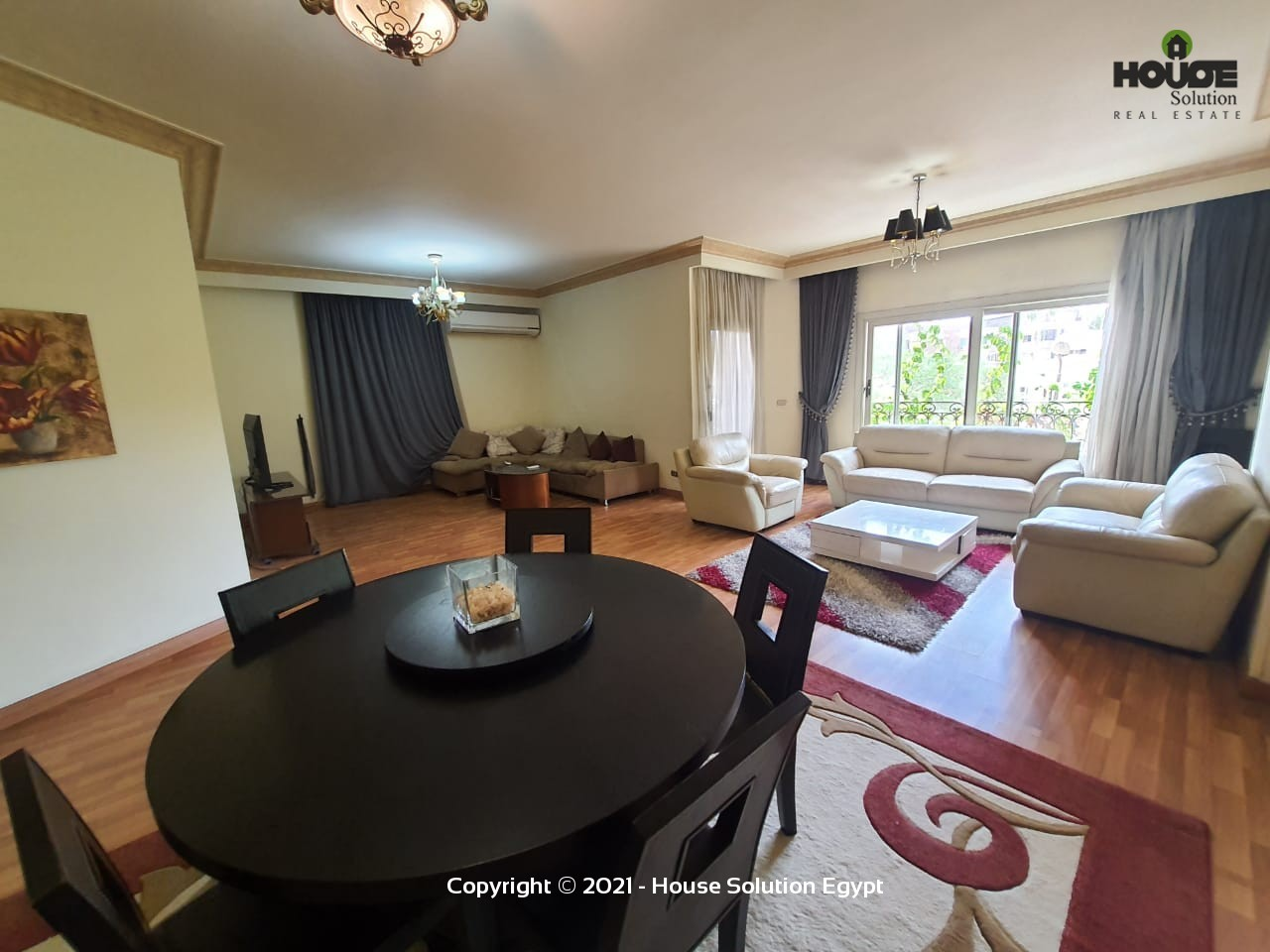Affordable One Of A Kind 3 Bedroom Apartment For Rent In Degla El Maadi Cairo - 4947 Featured Image