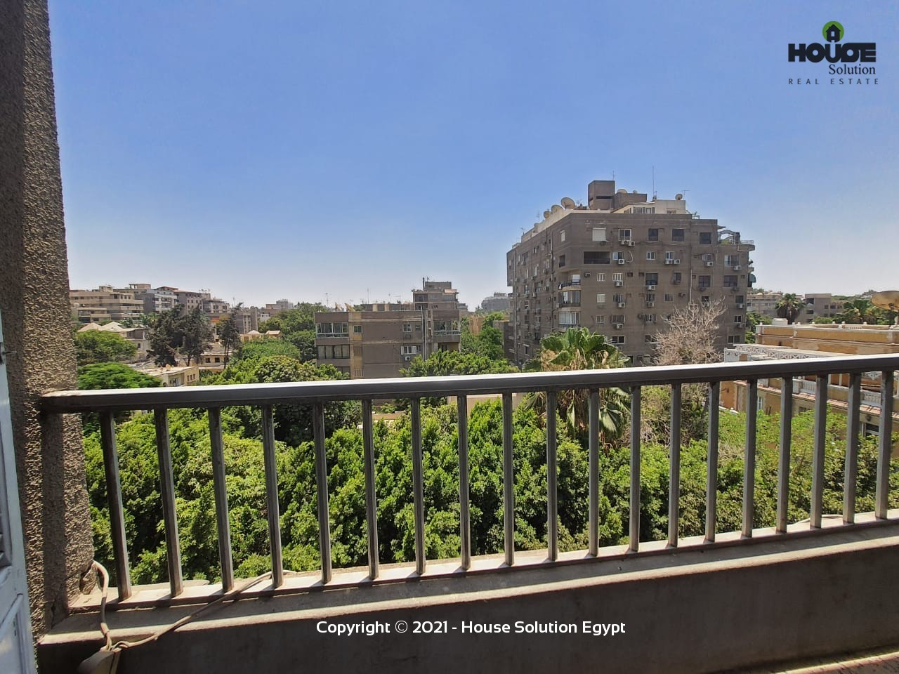 Affordable Semi Furnished Apartment For Rent In Sarayat El Maadi - 4983 Featured Image