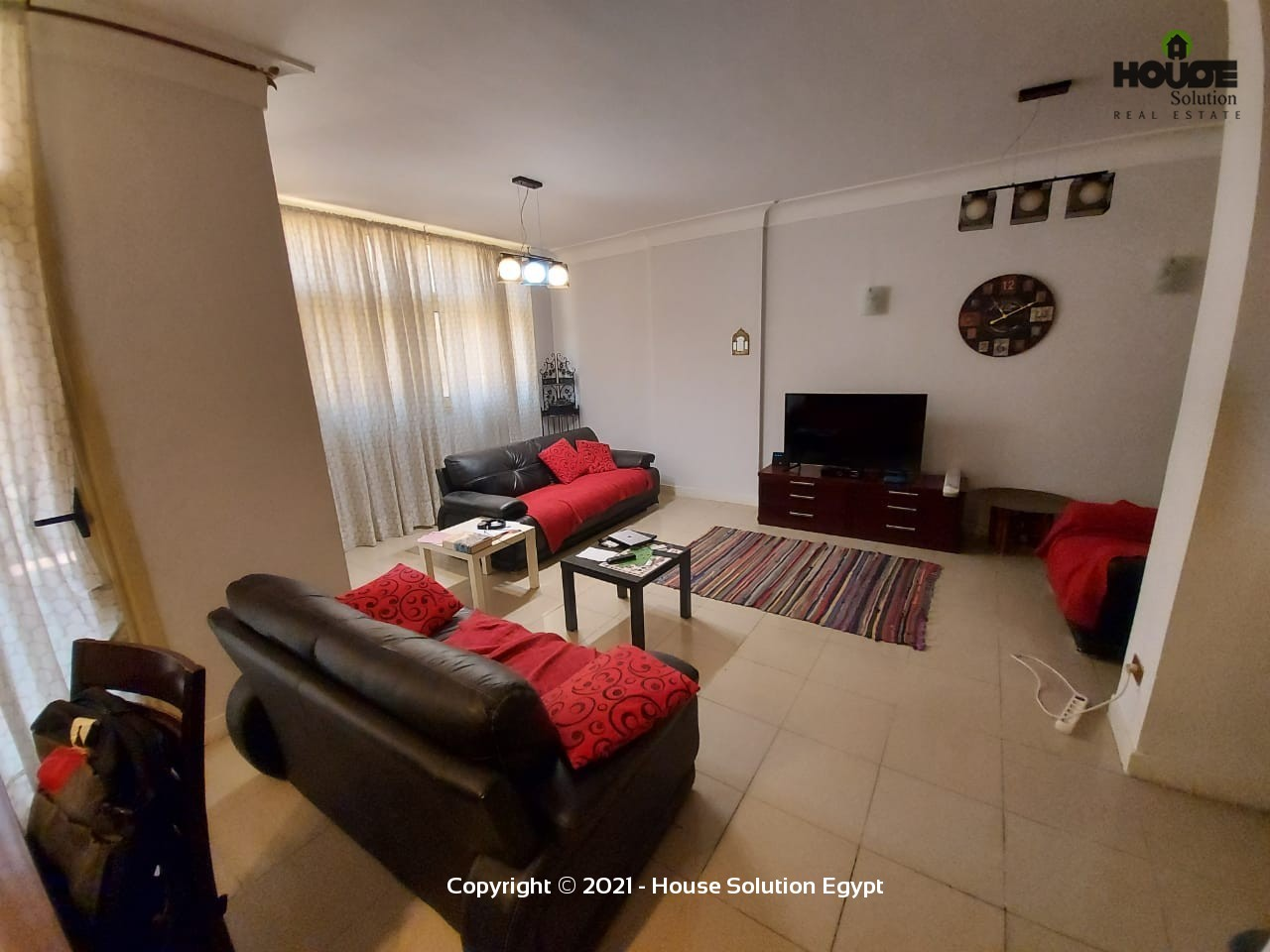 Clean Modern Furnished Apartment For Rent In Degla El Maadi Next To Cairo American College (C.a.c) - 4958 Featured Image
