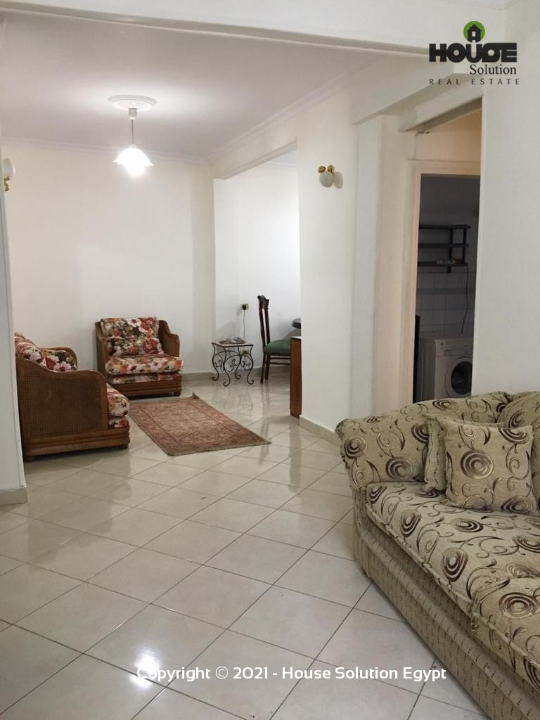 Cozy Furnished Apartment For Rent In Degla El Maadi - 4970 Featured Image