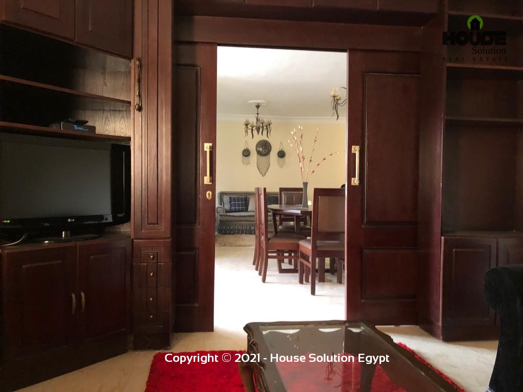 Delightful Furnished Apartment For Rent In Degla El Maadi Cairo Egypt - 4979 Featured Image