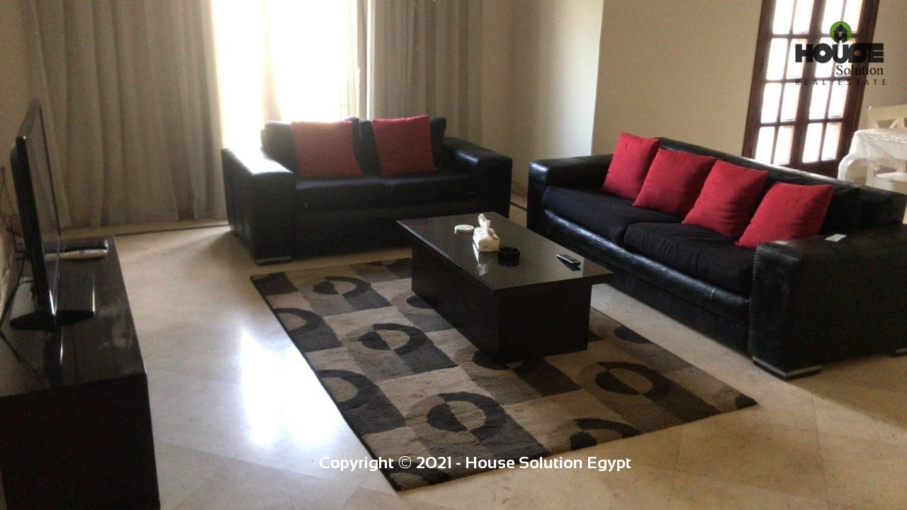 Fully Furnished Apartment For Rent In A Prime Location Of Degla El Maadi Near Cairo American College (C.a.c.) - 4977 Featured Image