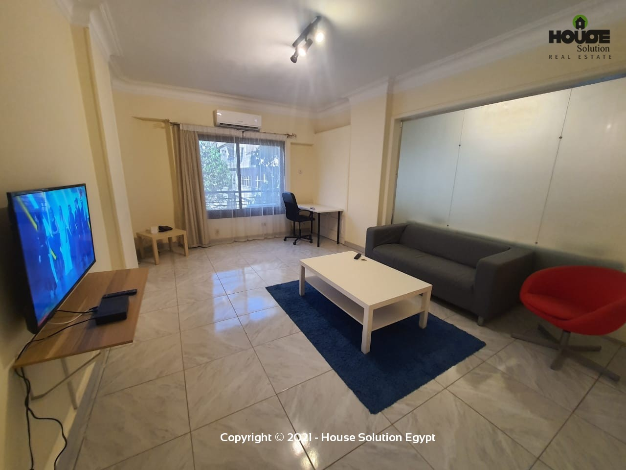 Modern Furnished Apartment For Rent In Sarayat El Maadi - 4948 Featured Image