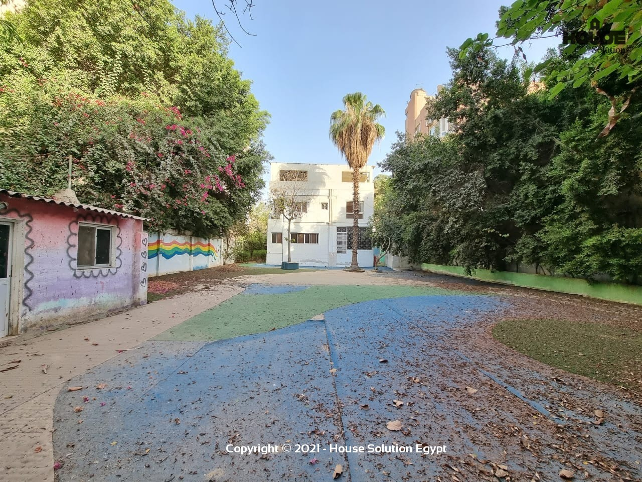 Office Space Villa For Rent Located In Sarayat El Maadi   - 5000 Featured Image