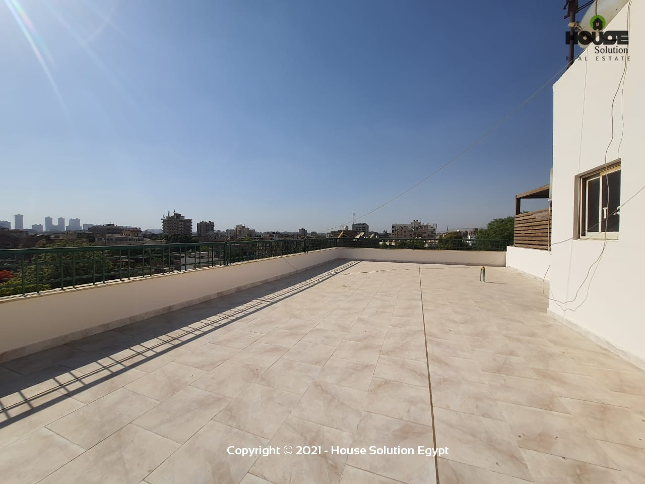 Outstanding Penthouse Duplex For Rent In Degla El Maadi Near Cairo American College (C.a.c) - 4965 Featured Image