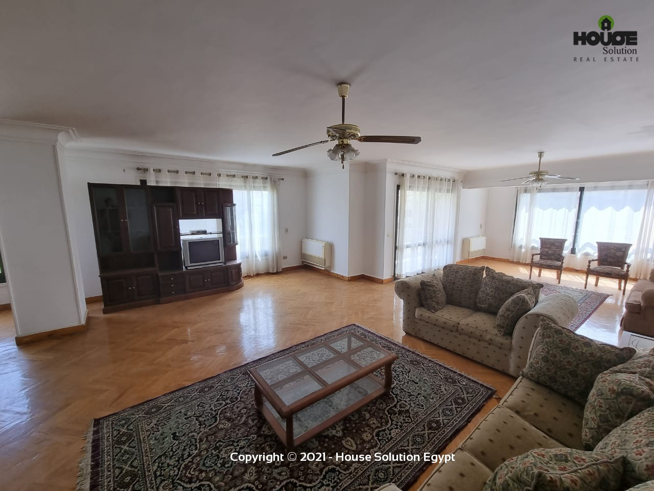 Spaciously Furnished Apartment For Rent In Prime Location Of Degla El Maadi  - 4939 Featured Image