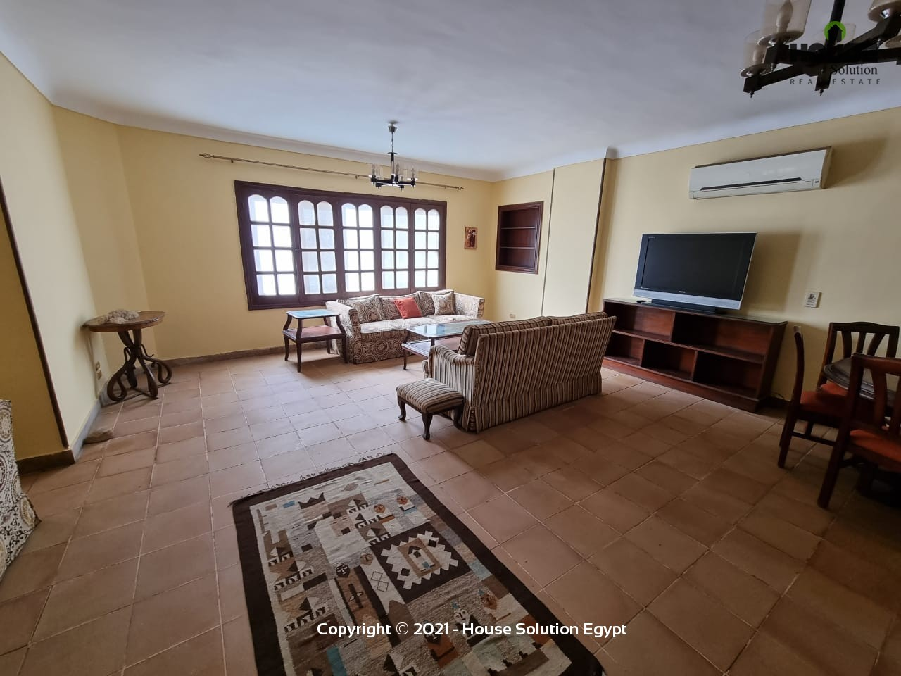 Splendid Furnished Apartment For Rent In Degla El Maadi Cairo Egypt - 4940 Featured Image