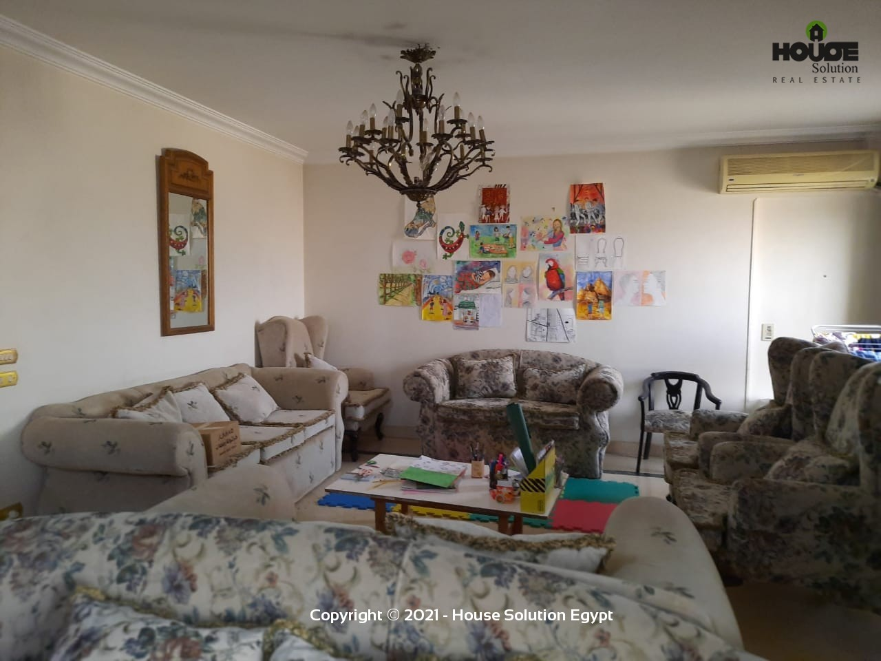 Splendid Furnished Apartment For Rent In Maadi Degla Cairo Egypt - 4957 Featured Image