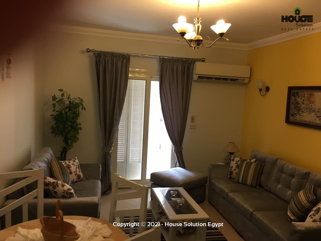 Stunning Furnished Apartment For Rent In Degla El Maadi Cairo Egypt - 4967 Featured Image