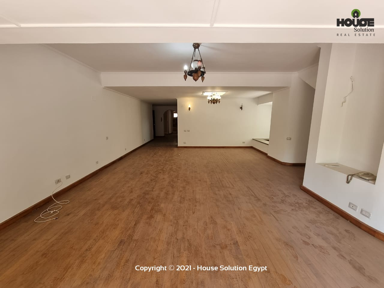 Sunny Affordable Apartment For Rent In Degla El Maadi  - 5033 Featured Image