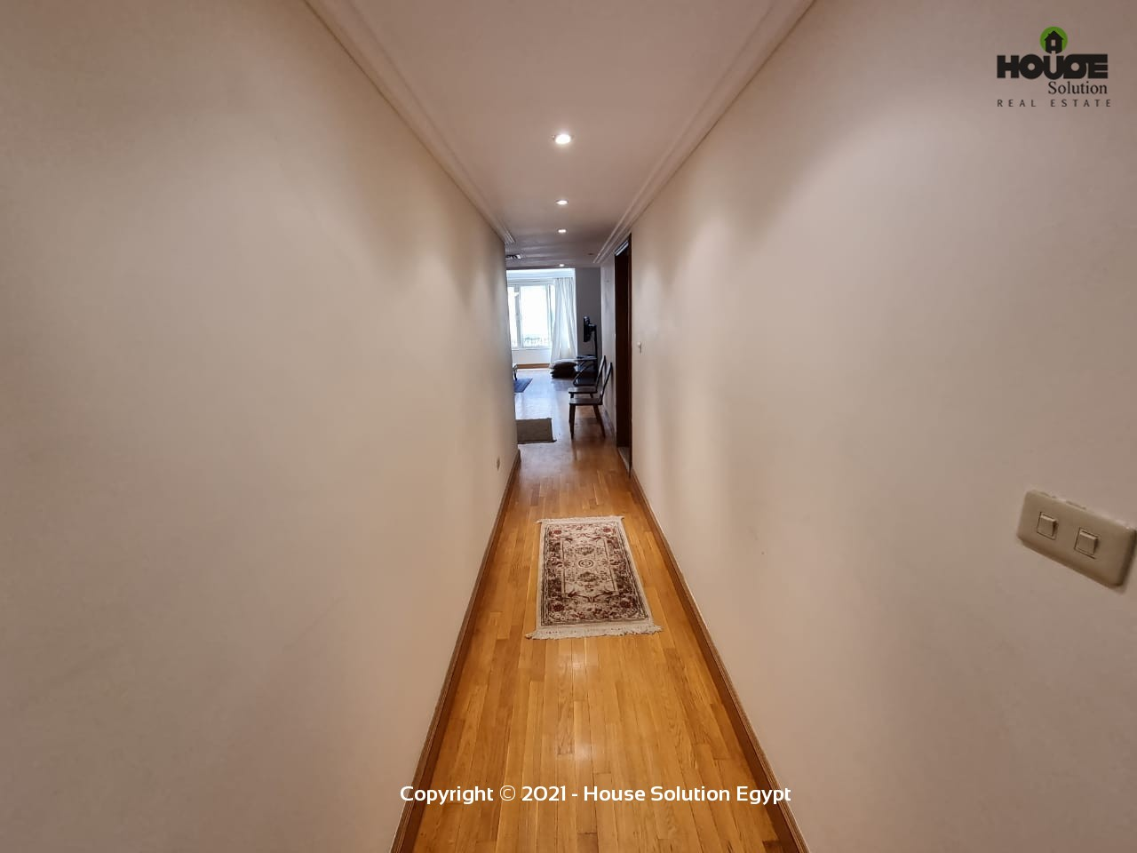 Sunny Furnished Apartment For Rent In Degla El Maadi Cairo - 4896 Featured Image