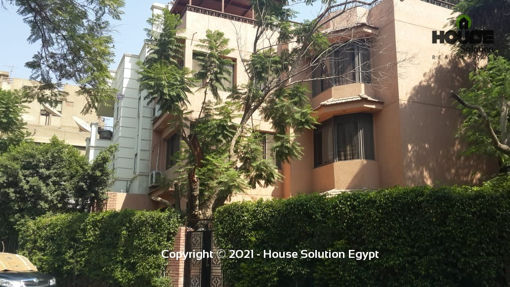 Tremendous Twin House For Sale In Degla El Maadi  - 4955 Featured Image