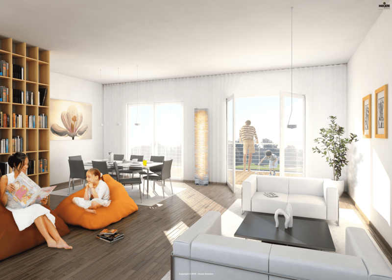 7 Ways to make an apartment appear bigger than it's size