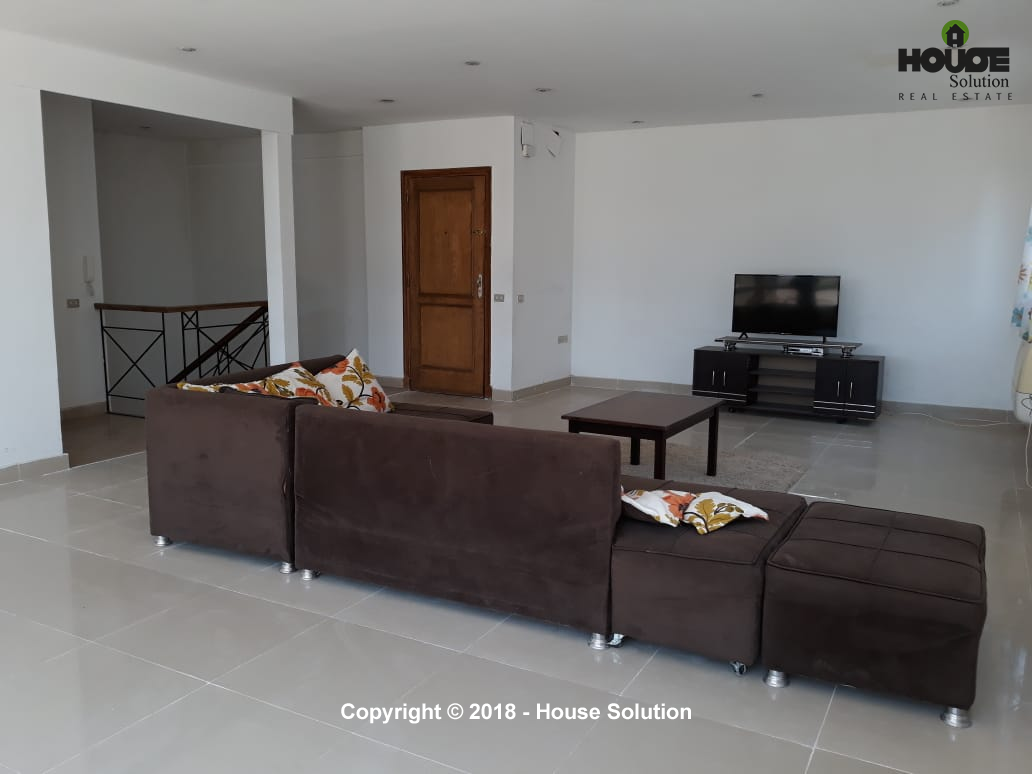 Penthouses For Rent In Maadi Maadi Sarayat #2920 -1