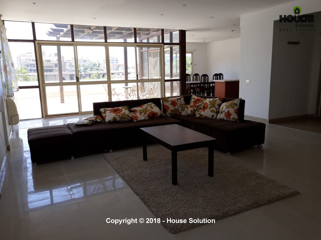 Penthouses For Rent In Maadi Maadi Sarayat #2920 -2