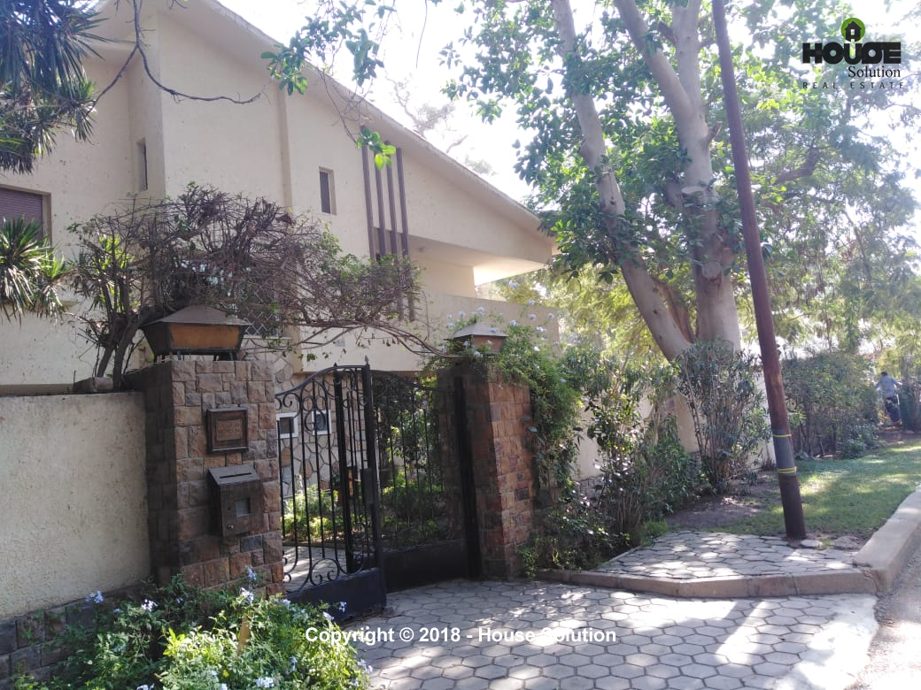 Villas For Rent In Maadi Maadi Sarayat -#4