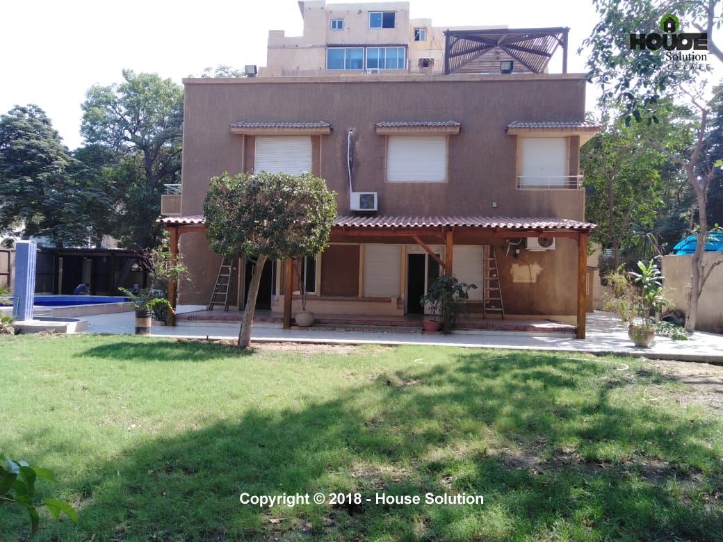 Villas For Rent In Maadi Maadi Sarayat -#5