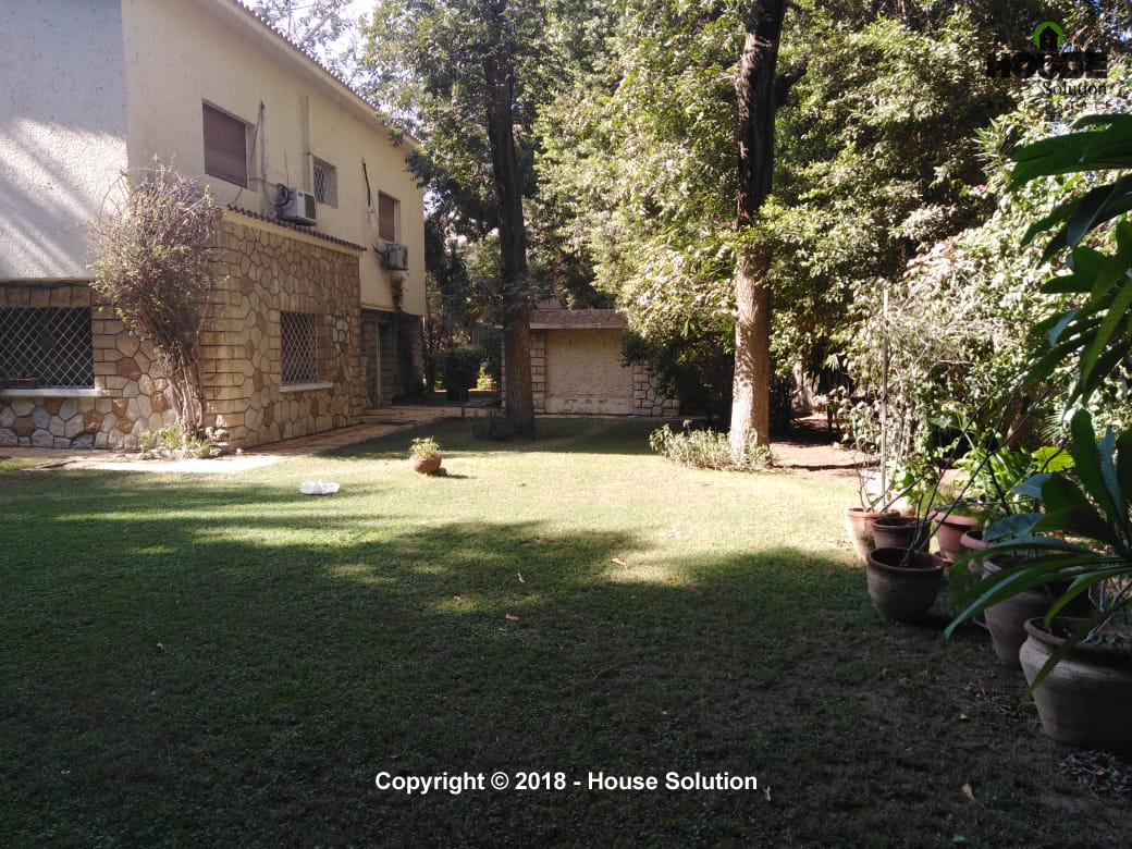 Villas For Rent In Maadi Maadi Sarayat -#6