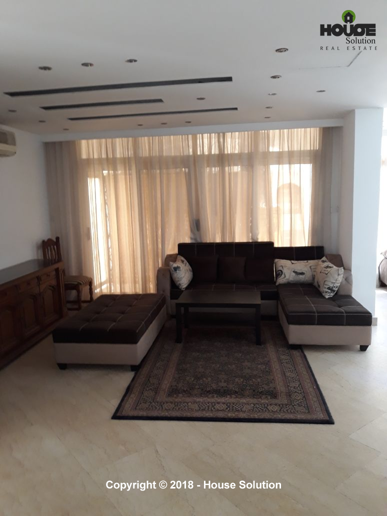 Duplex For Rent In Maadi Maadi Sarayat -#3