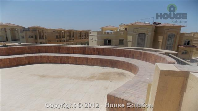 Twin Houses For Sale In New Cairo Fountain Park -#11