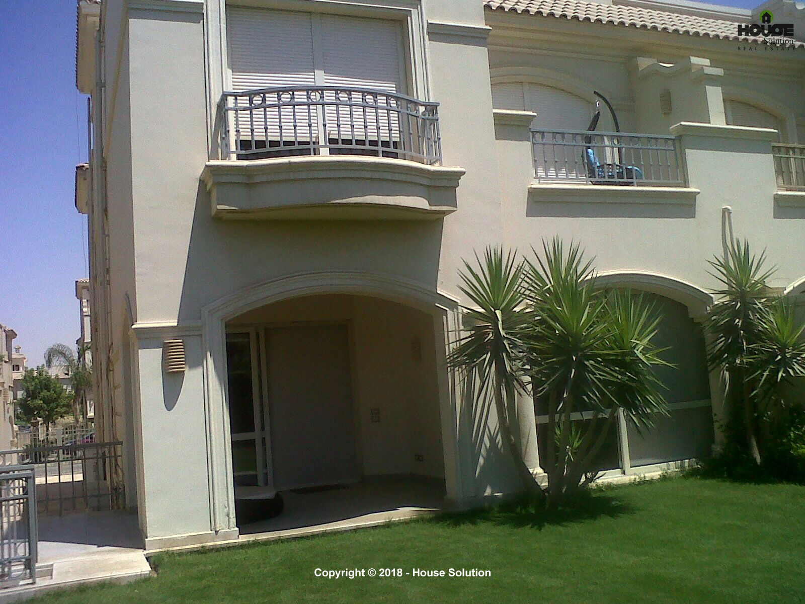 Villas For Rent In New Cairo El Patio 1 -#13