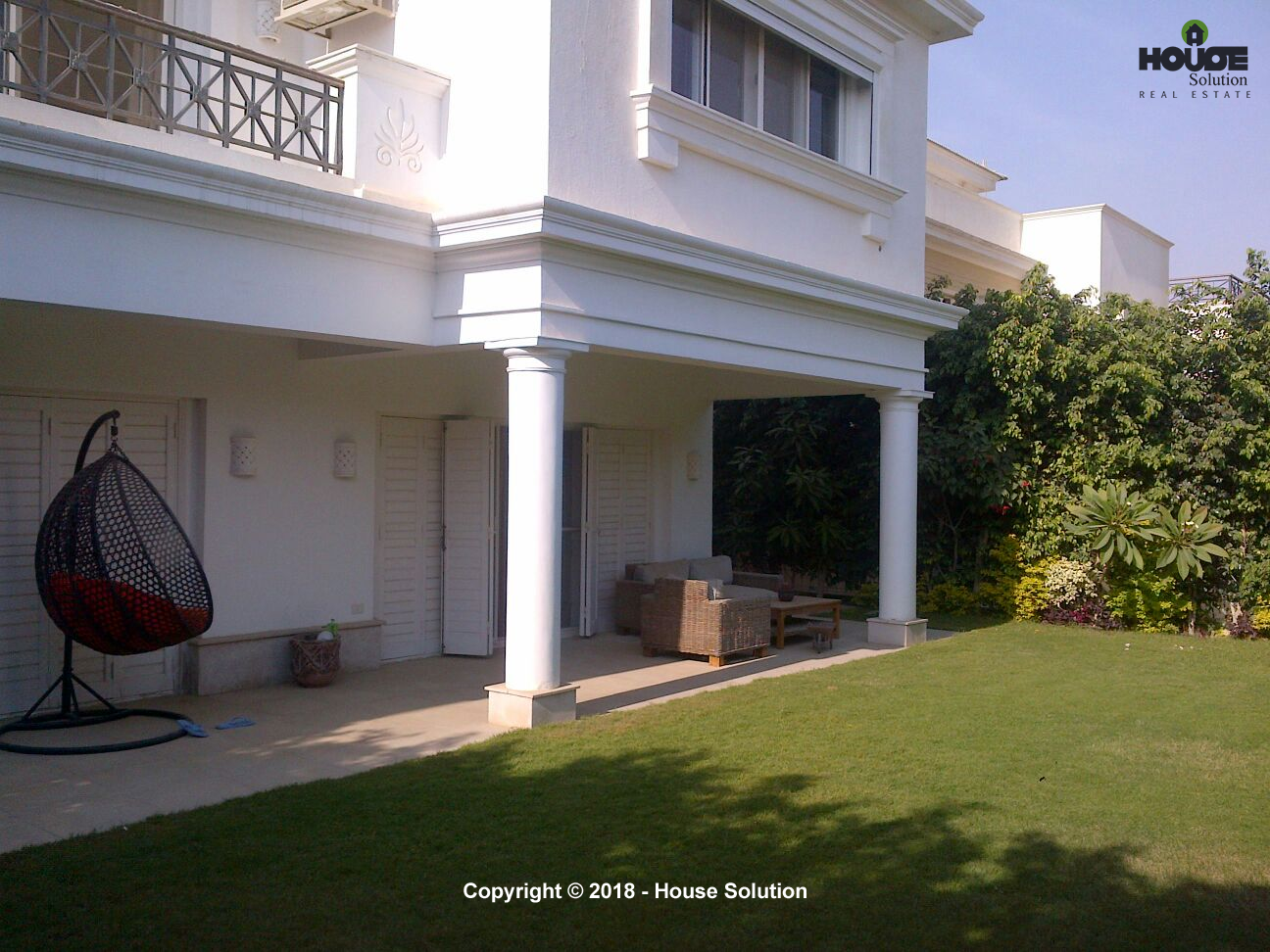 Villas For Rent In New Cairo Mountain View 1 -#14