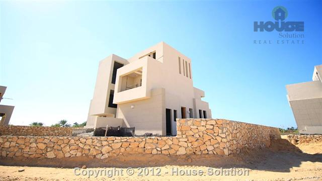 Villas For Sale In Sidi Abdel Rahman Hacienda -#0