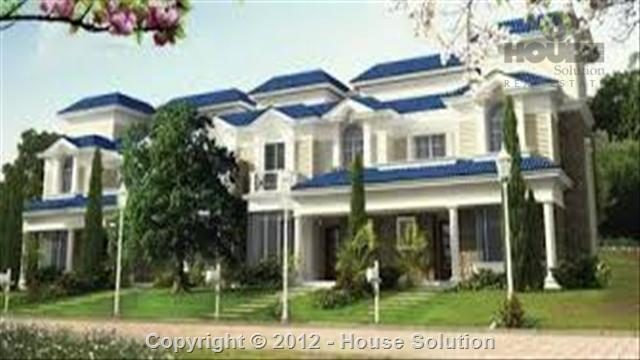 Twin Houses For Sale In New Cairo Mountain View 1 -#17