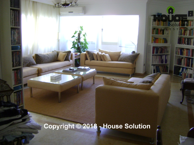 Duplex For Rent In New Cairo Chouifaat -#10