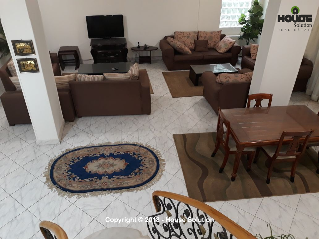 Duplex For Rent In Maadi Maadi Sarayat -#12