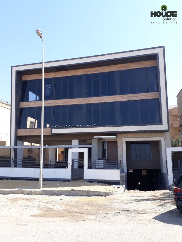 Villas For Sale In New Cairo 90 street -#0