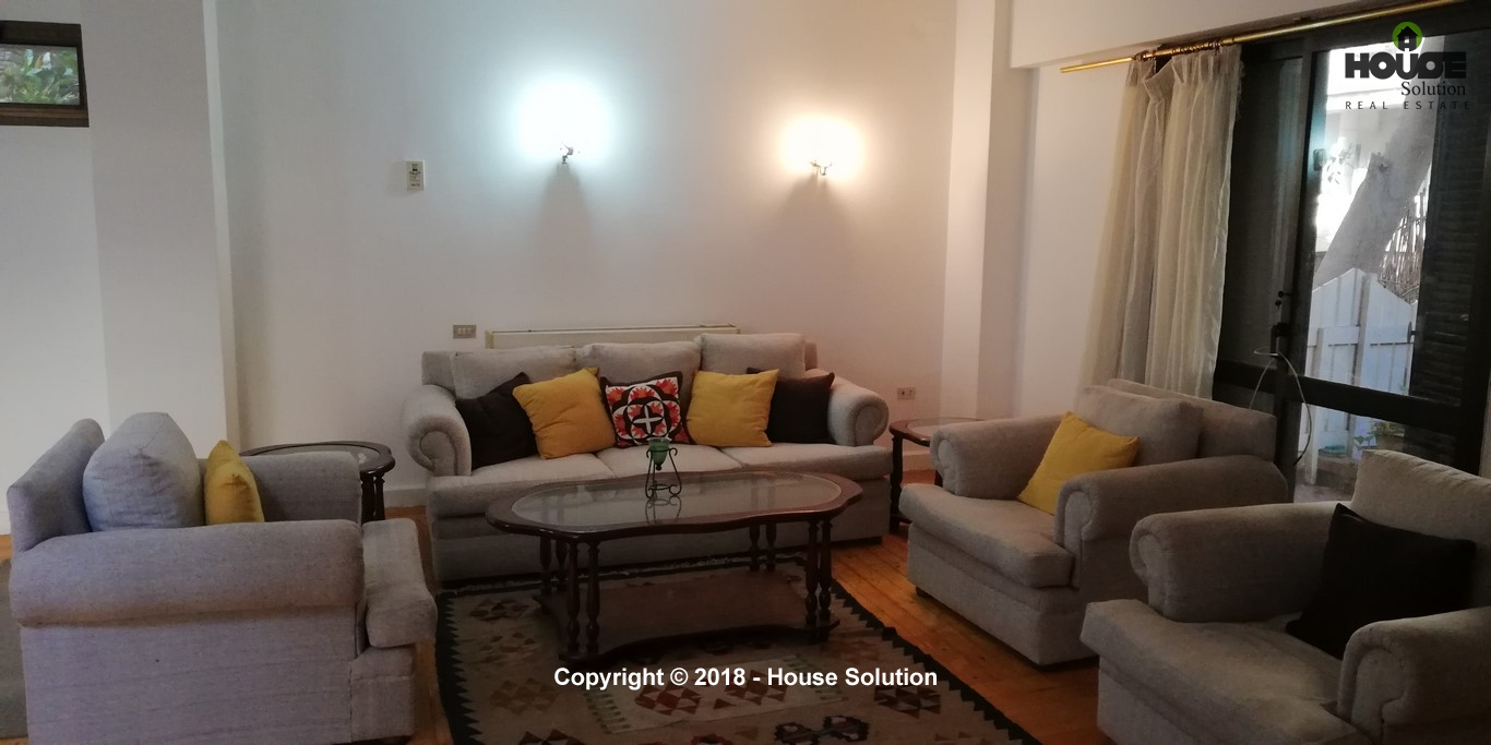 Duplex For Rent In Maadi Maadi Sarayat -#18